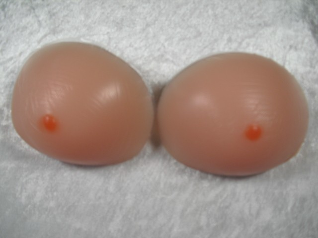 Silicone nipples