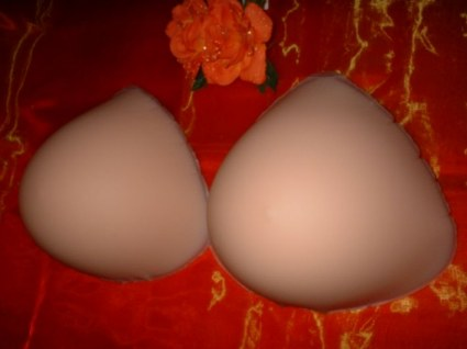 realistische Brustprothese Red Rose Ultra Soft Tria