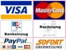 Grosse Auswahl f�r eine sichere und schnelle Bezahlung bei Special-Trade